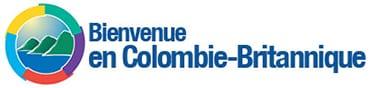 Bienvenue en Colombie-Britannique Logo