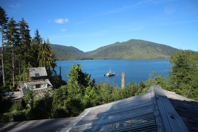 Gwaii Haanas Guest House and Kayaks – Rose Harbour, Gwaii Haanas