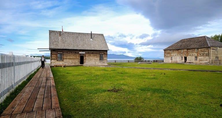 Lieu historique national Fort St-James