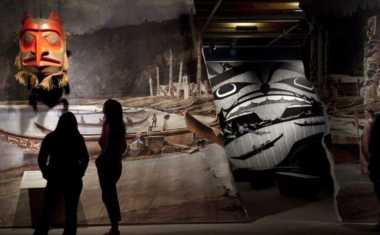 Haida Heritage Centre à Skidegate