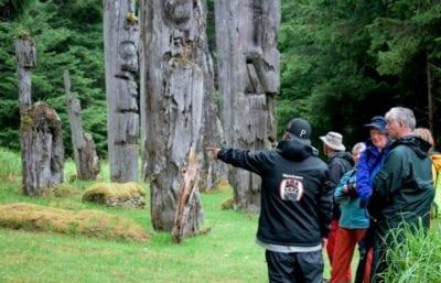 La Réserve de Parc national et site du patrimoine Haida Gwaii Haanas