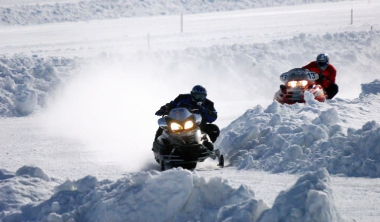 La moto-neige