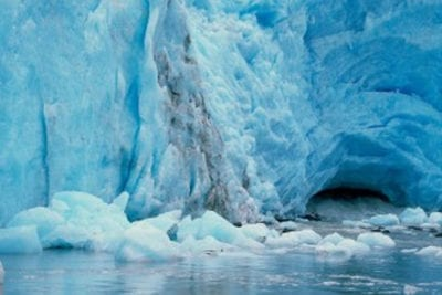 Le glacier Bear, entre Stewart et Burns Lake