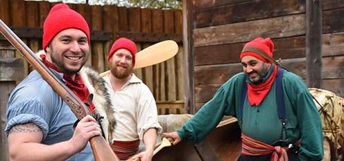 Festival Vive les Voyageurs - Fort Langley
