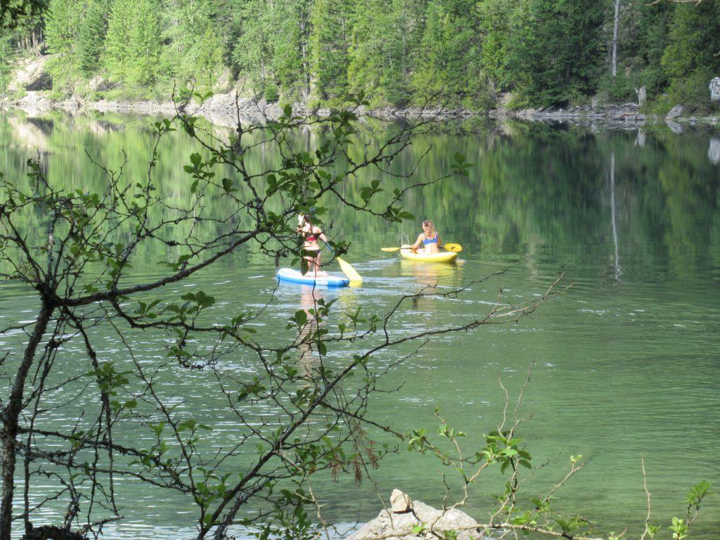 Nahatlatch River Provincial Park – Crédit photo : Nicole Smith-MacGregor