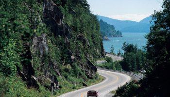 Trois des plus belles routes scéniques de la Colombie-Britannique