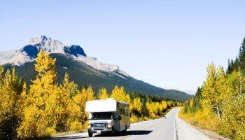 Découvrez l'Ouest canadien en voiture
