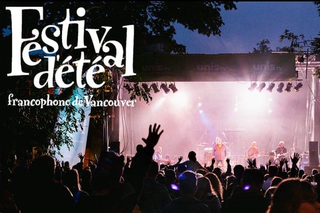 Festival d'été francophone de Vancouver